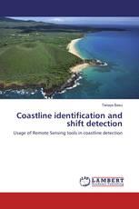 Coastline identification and shift detection