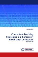 Conceptual Teaching Strategies in a Computer-Based Math Curriculum