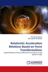 Relativistic Acceleration Relations Based on Force Transformations
