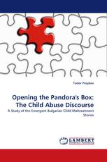 Opening the Pandora''s Box: The Child Abuse Discourse