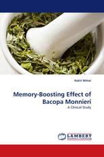 Memory-Boosting Effect of Bacopa Monnieri