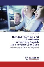 Blended Learning and Autonomy  in Learning English  as a Foreign Language
