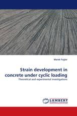 Strain development in concrete under cyclic loading