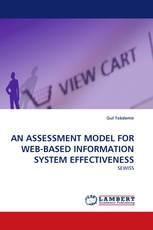 AN ASSESSMENT MODEL FOR WEB-BASED INFORMATION SYSTEM EFFECTIVENESS