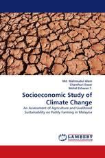 Socioeconomic Study of Climate Change