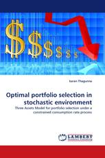 Optimal portfolio selection in stochastic environment