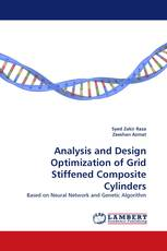 Analysis and Design Optimization of Grid Stiffened Composite Cylinders