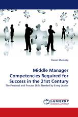 Middle Manager Competencies Required for Success in the 21st Century