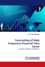 Forecasting of High Frequency Financial Time Series