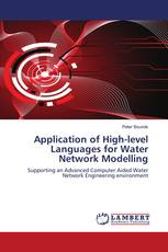 Application of High-level Languages for Water Network Modelling