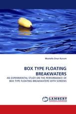BOX TYPE FLOATING BREAKWATERS