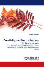Creativity and Normalization in Translation