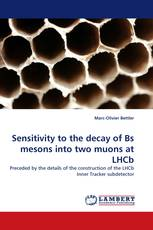 Sensitivity to the decay of Bs mesons into two muons at LHCb