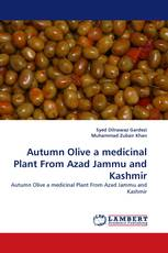 Autumn Olive a medicinal Plant From Azad Jammu and Kashmir