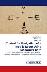 Control for Navigation of a Mobile Robot Using Monocular Data