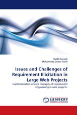 Issues and Challenges of Requirement Elicitation in Large Web Projects