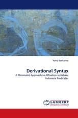 Derivational Syntax