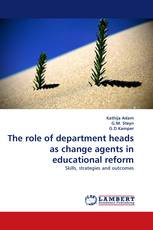 The role of department heads as change agents in educational reform