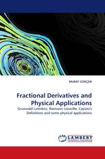 Fractional Derivatives and Physical Applications