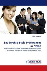 Leadership Style Preferences in Nokia