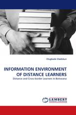 INFORMATION ENVIRONMENT OF DISTANCE LEARNERS