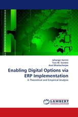 Enabling Digital Options via ERP Implementation
