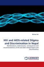 HIV and AIDS-related Stigma and Discrimination in Nepal
