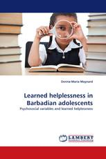 Learned helplessness in Barbadian adolescents