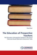 The Education of Prospective Teachers