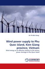 Wind power supply to Phu Quoc island, Kien Giang province, Vietnam