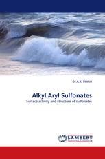 Alkyl Aryl Sulfonates