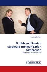 Finnish and Russian corporate communication comparison
