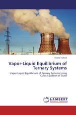Vapor-Liquid Equilibrium of Ternary Systems