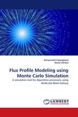 Flux Profile Modeling using Monte Carlo Simulation