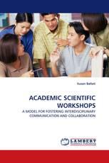 ACADEMIC SCIENTIFIC WORKSHOPS
