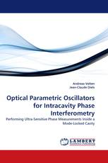 Optical Parametric Oscillators for Intracavity Phase Interferometry