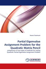 Partial Eigenvalue Assignment Problem for the Quadratic Matrix Pencil