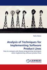 Analysis of Techniques for Implementing Software Product Lines