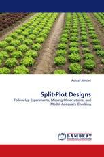 Split-Plot Designs