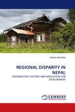 REGIONAL DISPARITY IN NEPAL