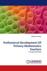 Professional Development Of Primary Mathematics Teachers