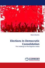 Elections In Democratic Consolidation