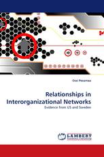 Relationships in Interorganizational Networks