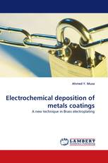Electrochemical deposition of metals coatings