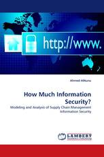 How Much Information Security?