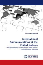International Communications at the United Nations