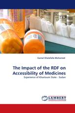The Impact of the RDF on Accessibility of Medicines