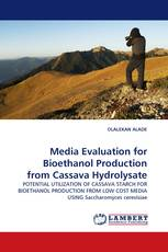 Media Evaluation for Bioethanol Production from Cassava Hydrolysate