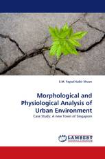 Morphological and Physiological Analysis of Urban Environment