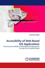 Accessibility of Web Based GIS Applications